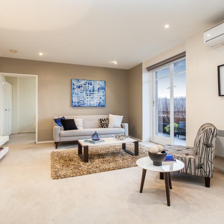 Apartment Interior Photo