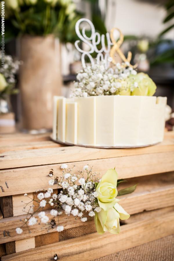 Sevs 40th Birthday Table Decoration