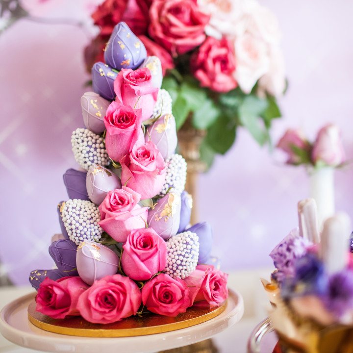 Elyan Birthday Table Decoration