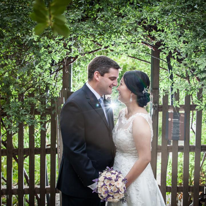 Rebecca & Darren Wedding