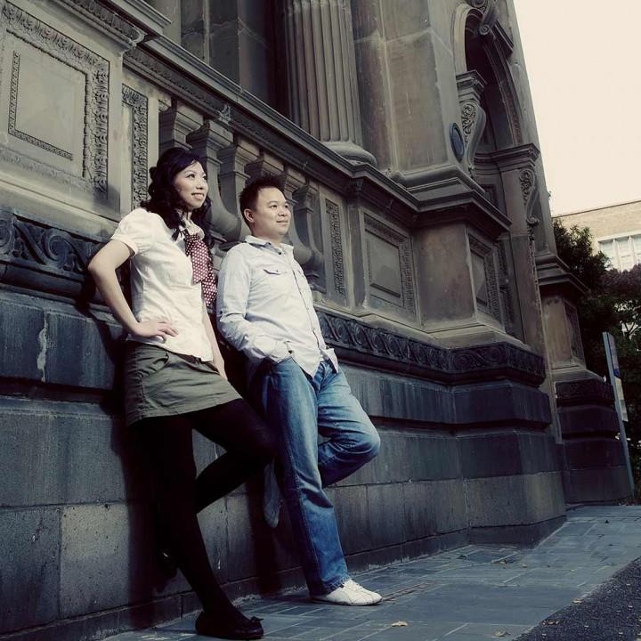 Fanny & Johan Prewedding