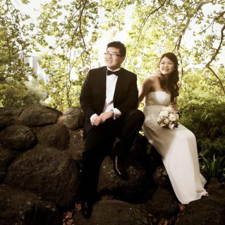 Jenny & Harrision Wedding