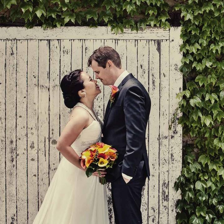 Indira & Mike Wedding