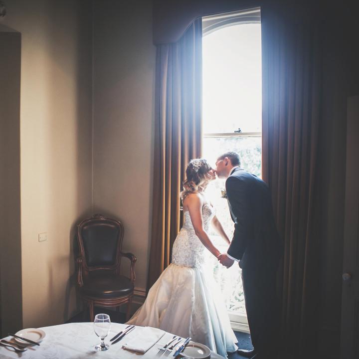 Liz & James Wedding