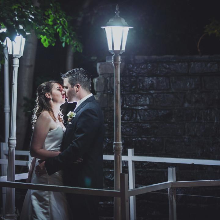 Trent & Hollie Wedding