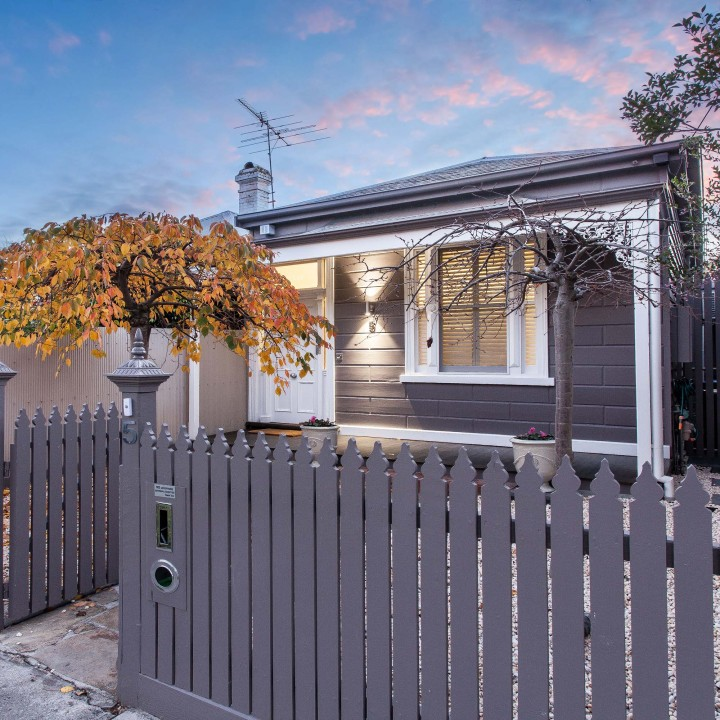 Renovated Victorian House at Prahran