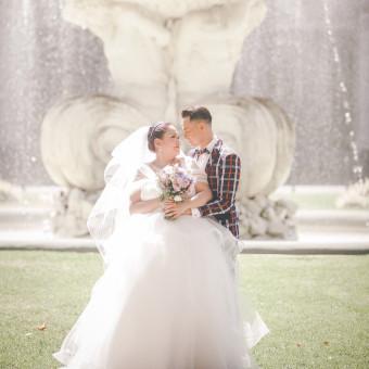 Gabriel & Effie Wedding